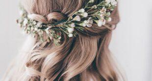 Botanical styled shoot
