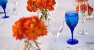 Our reception venue has a mix or large and small tables.. I'm thinking these wou...