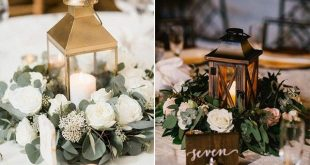 34 Chic Wedding Decoration Ideas with Lanterns on A Budget
