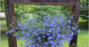 45 Charming Outdoor Hanging Pflanzer Ideen, um Ihren Hof zu erhellen