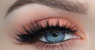 Peach Eye Makeup! Summer | Summer Whites | Maternity Fashion Summer Whites | Pre...