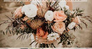 Wedding Trends: 25 Stunning Dusty Orange Wedding Color Ideas for 2019