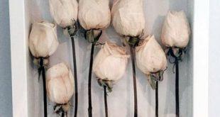 30 einzigartige Möglichkeiten zur Wiederverwendung von Trockenblumen