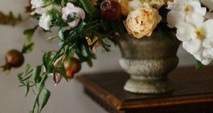 Beautiful Fall Floral Arrangement Collections 49