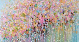 Erstellen Sie ein abstraktes Gemälde - #abstraktes #art #ein #erstellen #Gemäl...