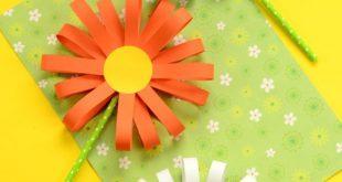 Flower Craft Ideas – wunderbare Ideen für Frühling, Sommer und Muttertag