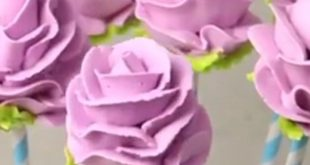 Piping tips roses