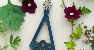 Stop Clasps from Moving to Necklace Fronts! | Introducing My Lotus Flower Collec...