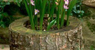 Wie man eine falle Blumen-Garten-Liebe wiederverwendet - #BlumenGartenLiebe #ein...
